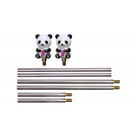 HiyaHiya Single Point Adapter SET - Large with Stoppers