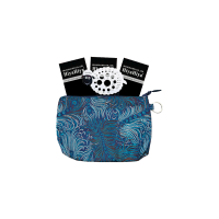 "HiyaHiya Steel 9"" Circular Sock Set with Accessory Case"