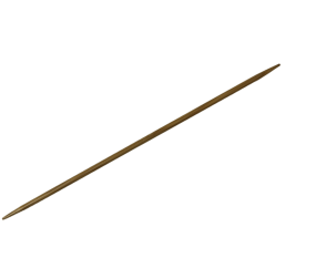 "6"" 3US/3.25mm HiyaHiya Bamboo Double Pointed Needles"