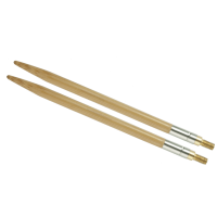 "9 US/ 5.5mm 5"" HiyaHiya Bamboo Interchangeable Tips"